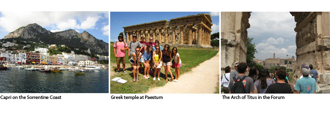 Study Abroad - College of Charleston
